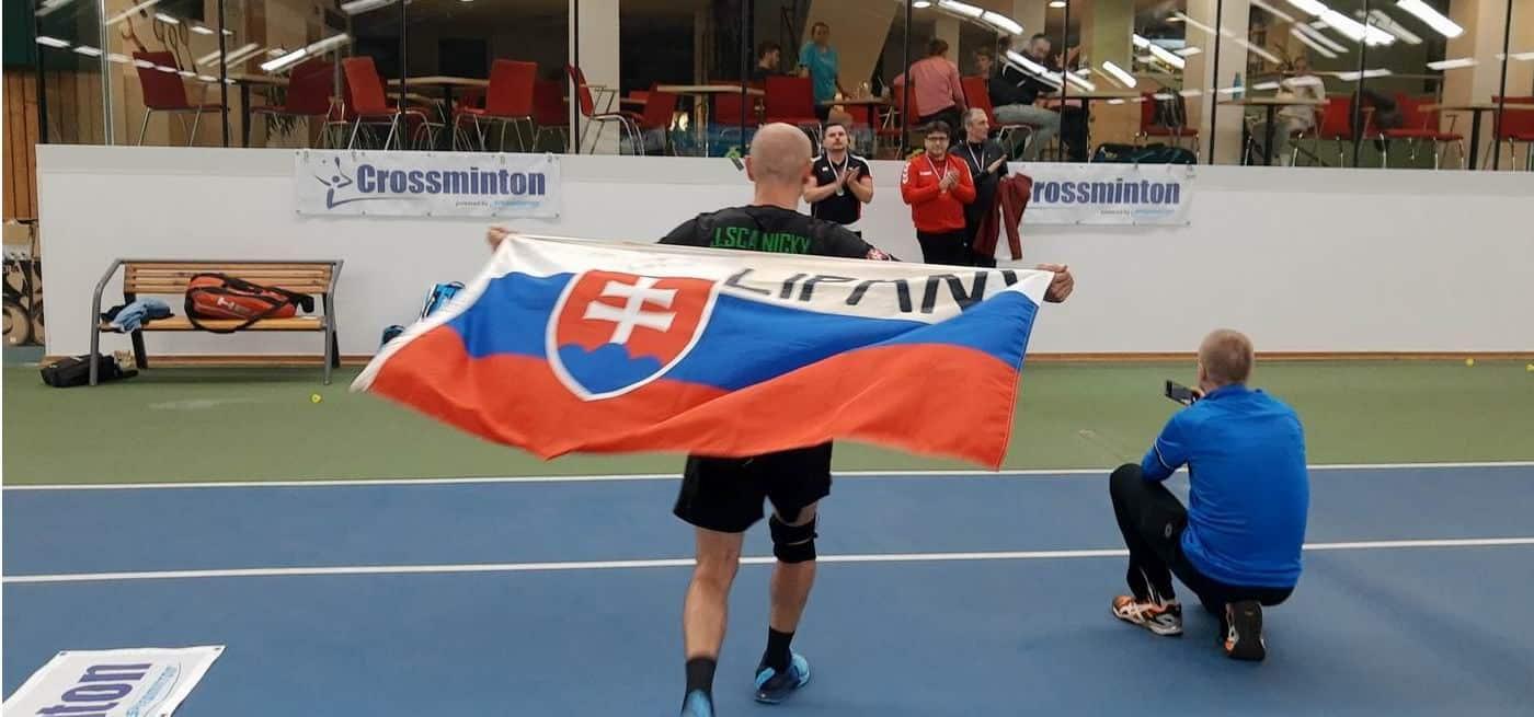 ICO Crossminton Czech Open 2021 Sbk Lipany