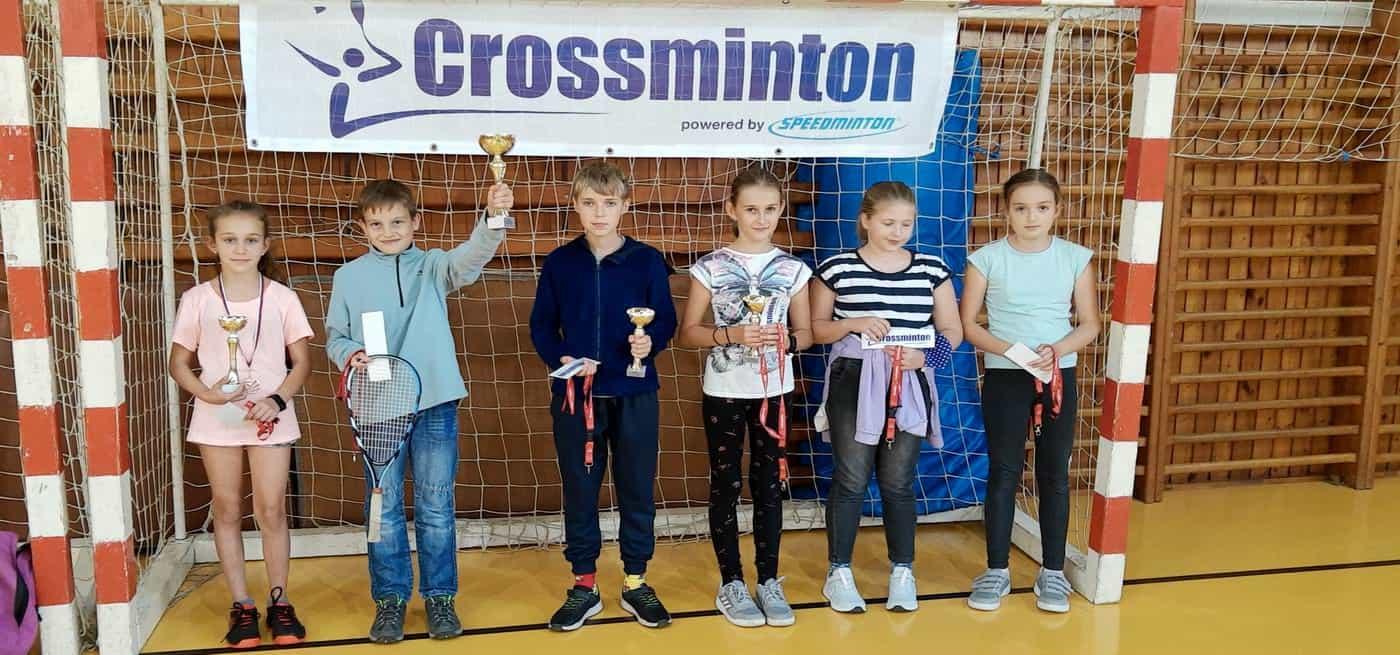 Junior Crossminton Lipany